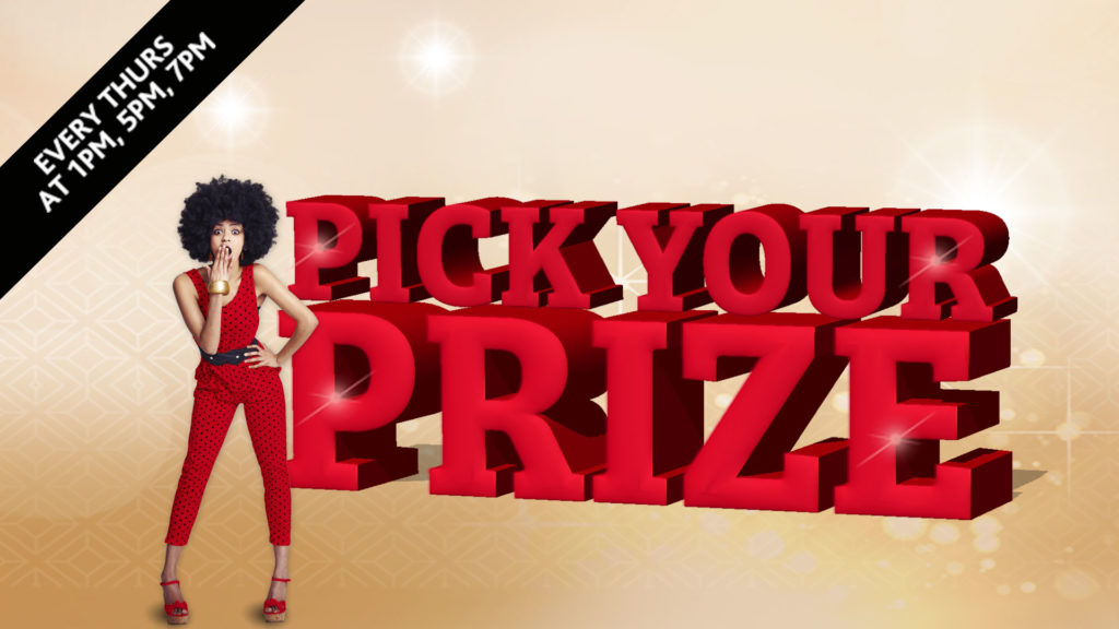 Pick Your Prize